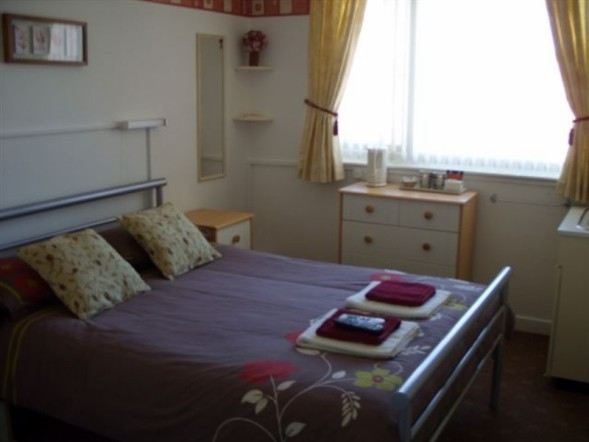 Croydon Hotel Blackpool - Double Bedroom